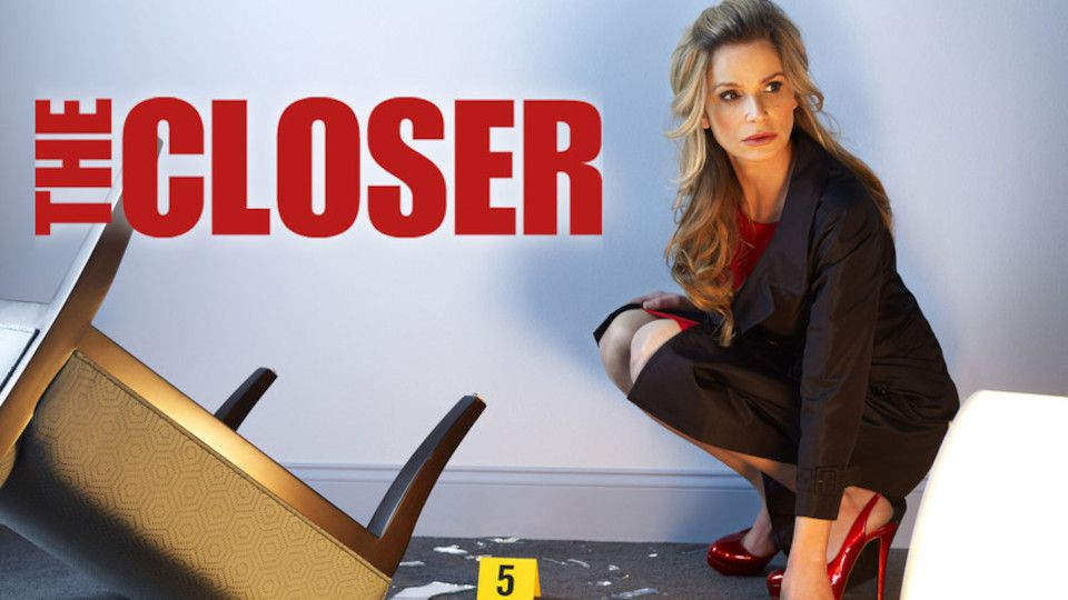 Image for the TV series The Closer