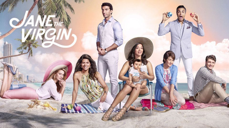 Image for the TV series Jane the Virgin