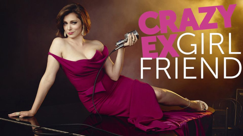 Image for the TV series Crazy Ex-Girlfriend