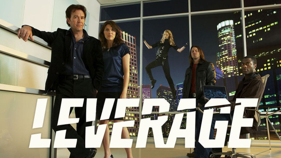 Image for the TV series Leverage