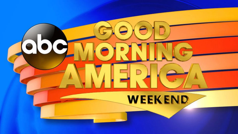 Image for the TV series Good Morning America Sunday