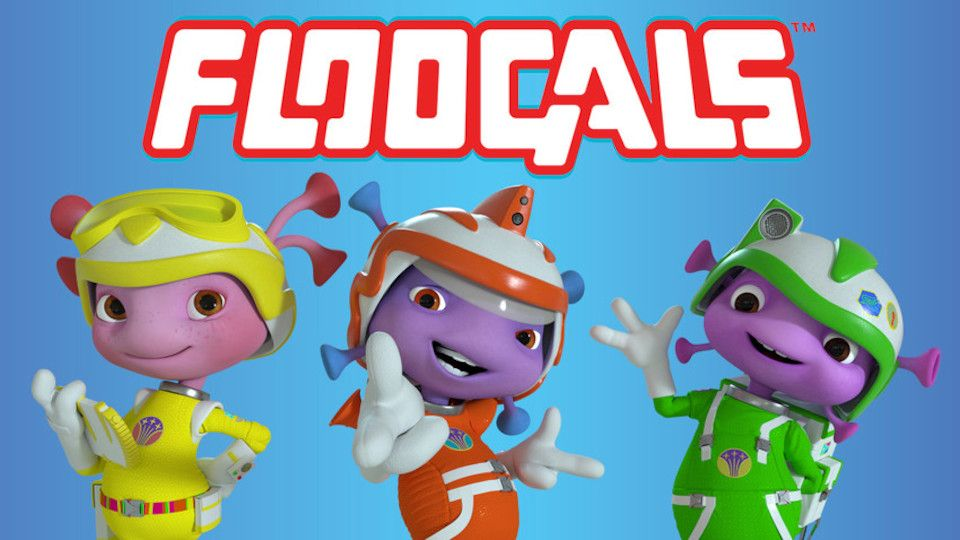 Image for the TV series Floogals