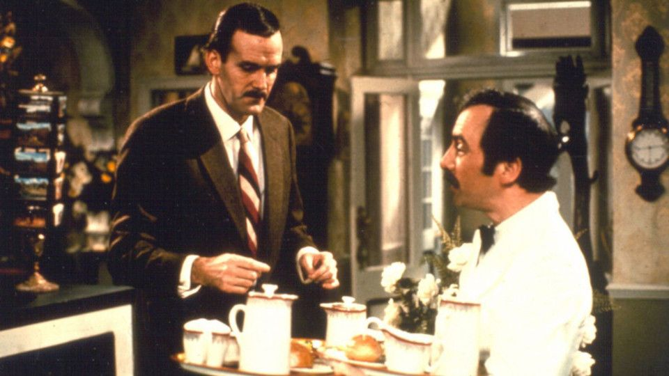 Image for the TV series Fawlty Towers