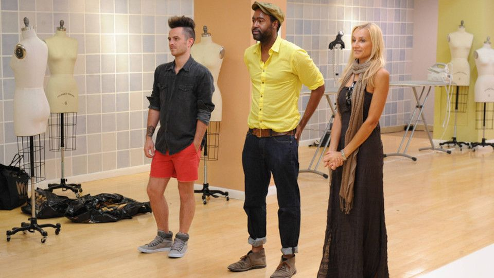 Image for the TV series Project Runway All Stars: Social Thread
