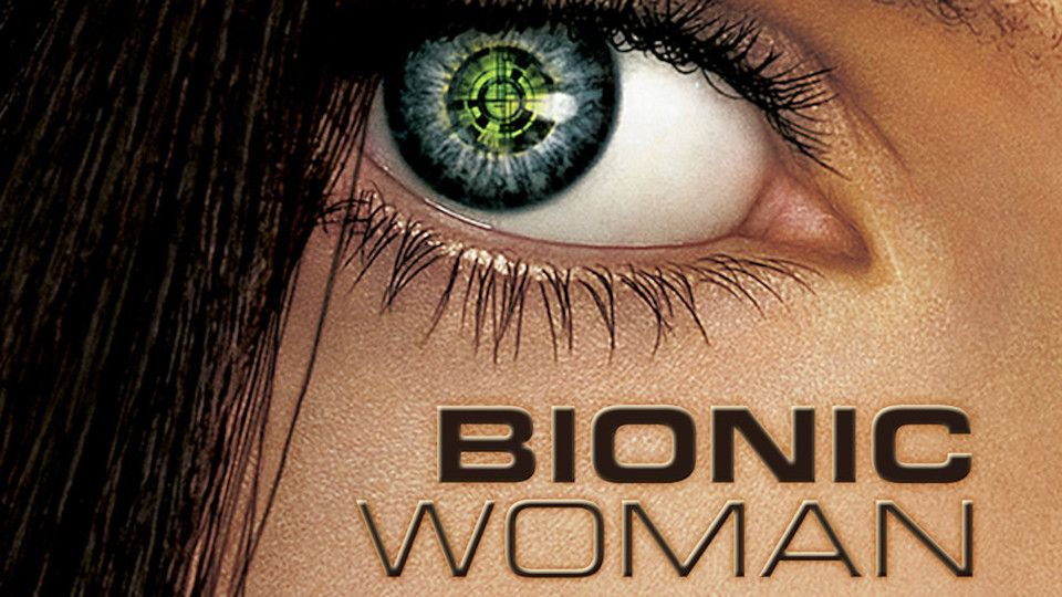 Image for the TV series Bionic Woman