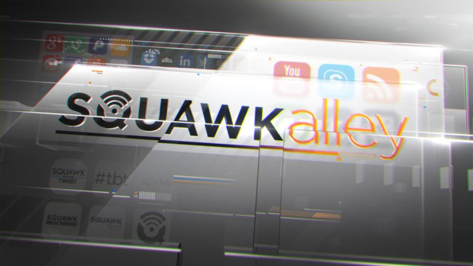 Image for the TV series Squawk Alley