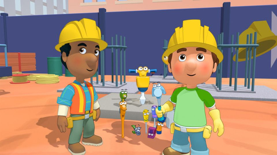 Image for the TV series Handy Manny
