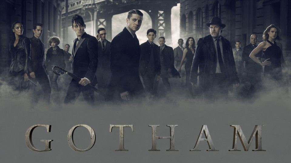 Image for the TV series Gotham