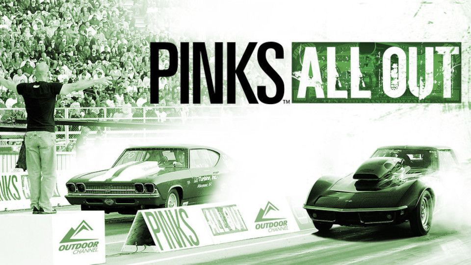 Image for the TV series Pinks! All Out