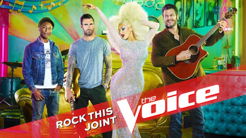Image for the TV series The Voice