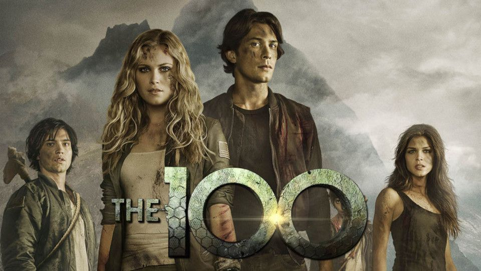 Image for the TV series Les 100