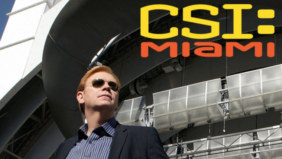 Image for the TV series CSI: Miami