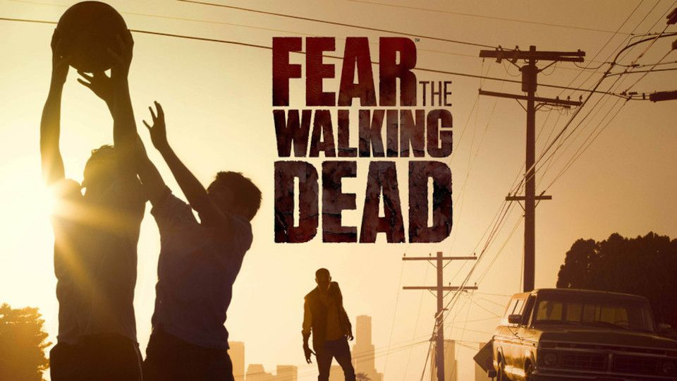Image for the TV series Fear the Walking Dead