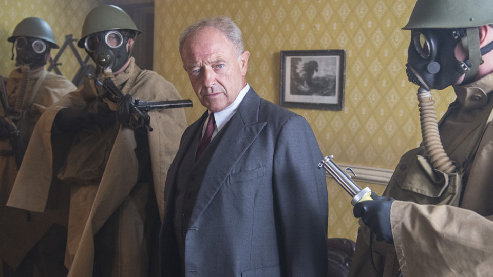 Image for the TV series Foyle's War