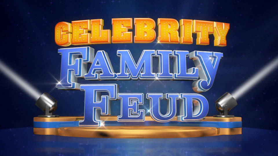 Image for the TV series Celebrity Family Feud