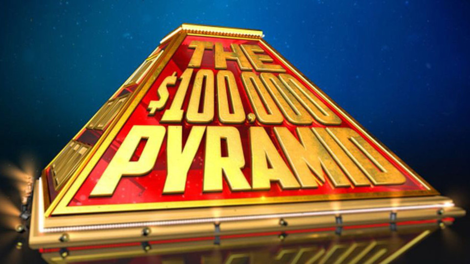 Image for the TV series The $100,000 Pyramid