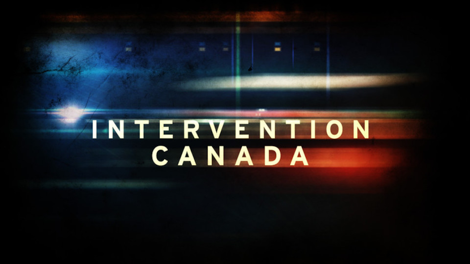 Image for the TV series Intervention Canada