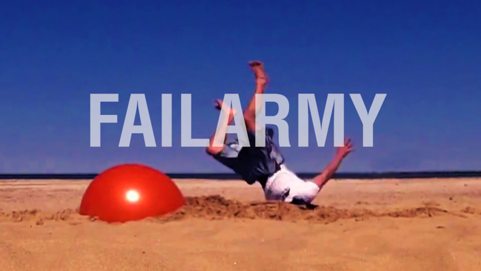 Image for the TV series Fail Army