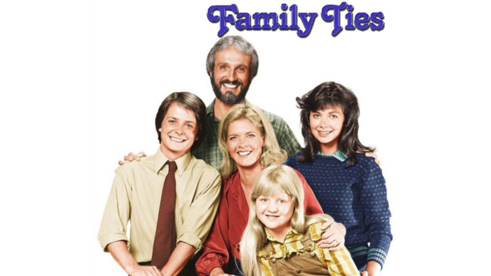 Image for the TV series Family Ties