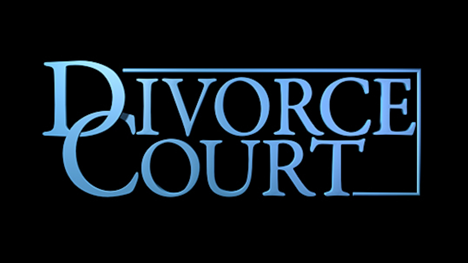 Image for the TV series Divorce Court