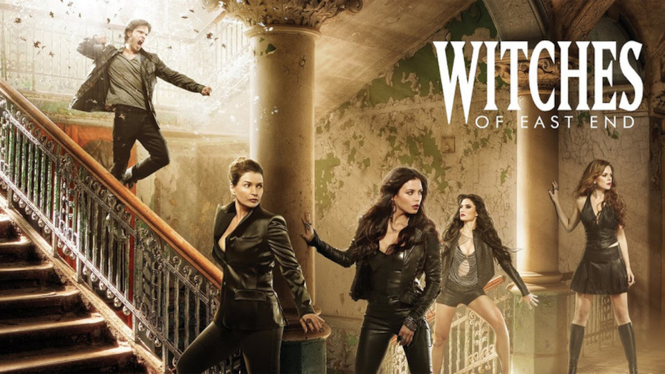 Image for the TV series Witches of East End