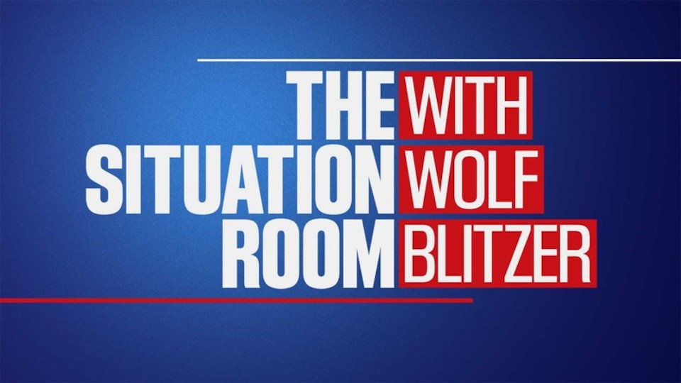 Image for the TV series The Situation Room With Wolf Blitzer