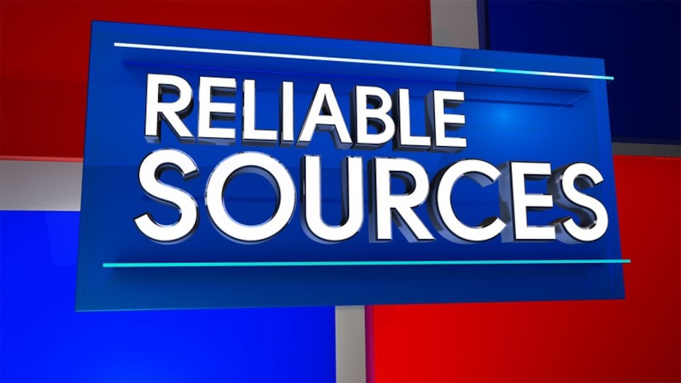 Image for the TV series Reliable Sources