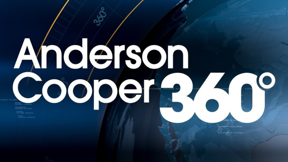 Image for the TV series Anderson Cooper 360