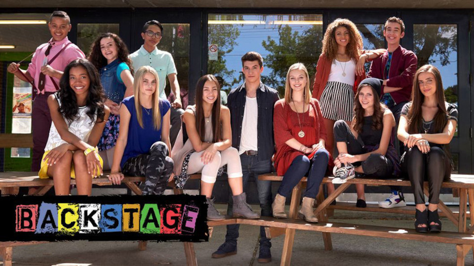 Image for the TV series Backstage