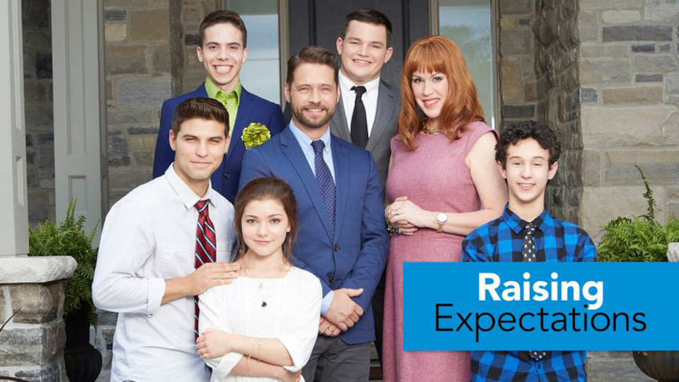 Image for the TV series Raising Expectations