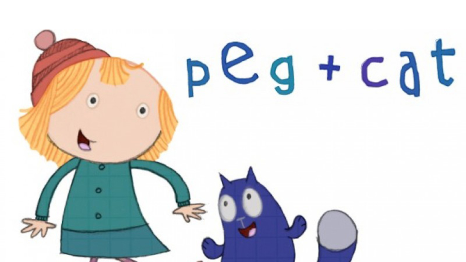 Image for the TV series Peg + Cat