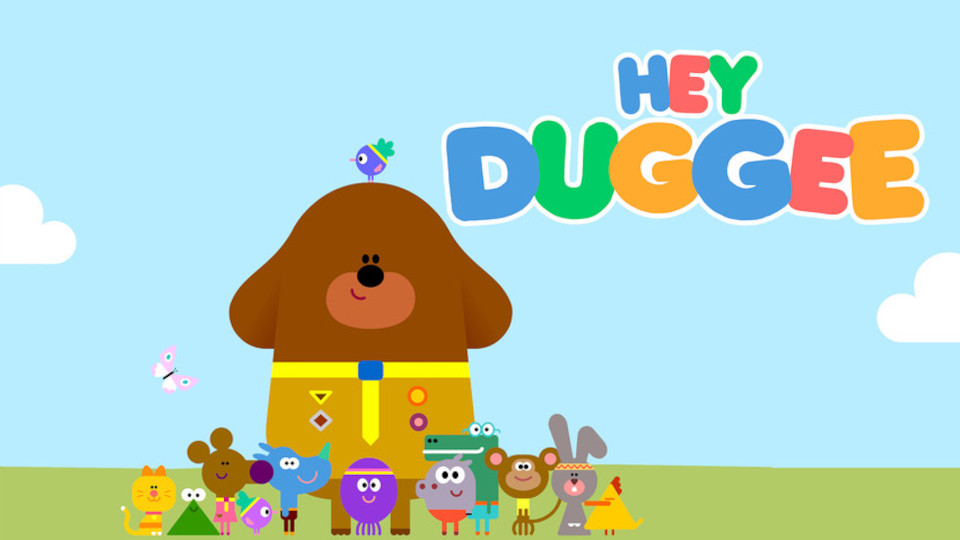 Image for the TV series Hey Duggee