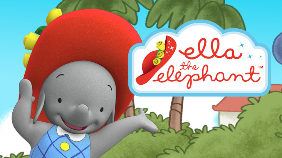 Image for the TV series Ella the Elephant