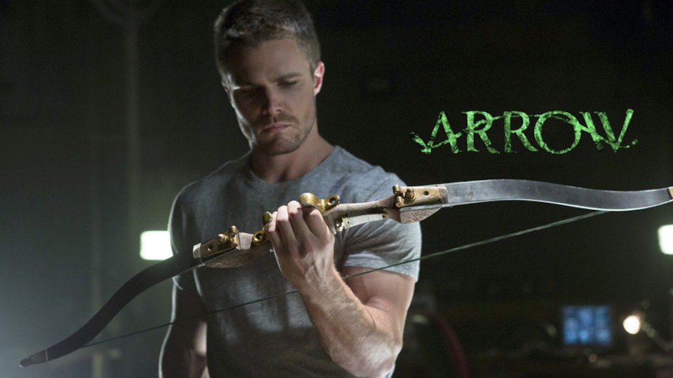 Image for the TV series Arrow