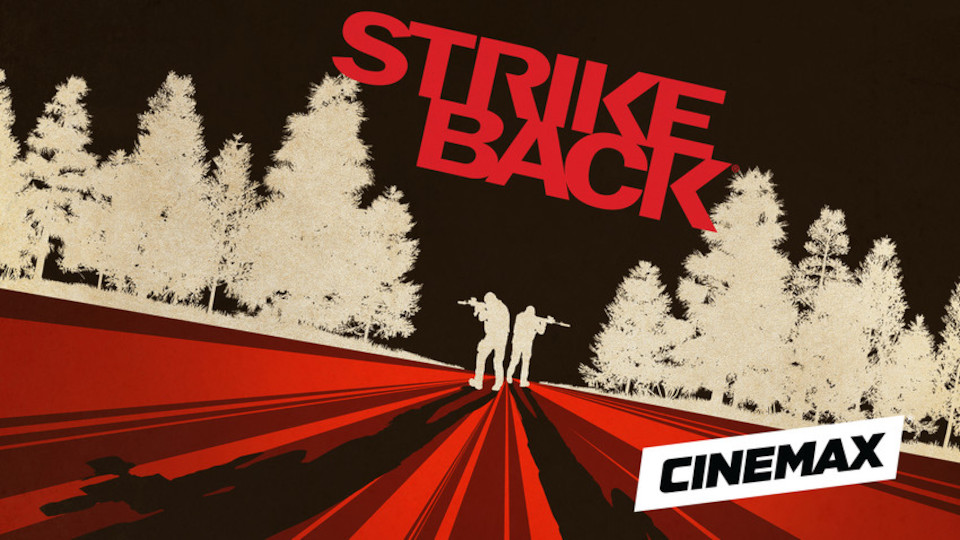 Image for the TV series Strike Back