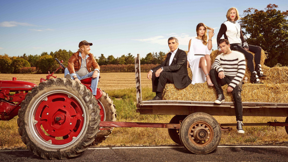 Image for the TV series Bienvenue à Schitt's Creek