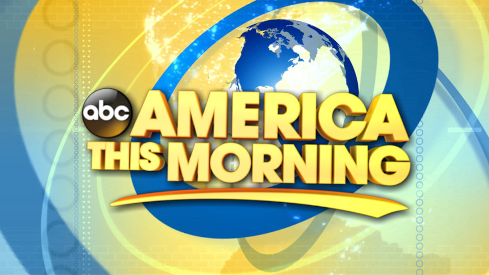 Image for the TV series America This Morning