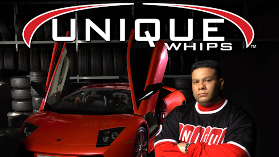 Image for the TV series Unique Whips