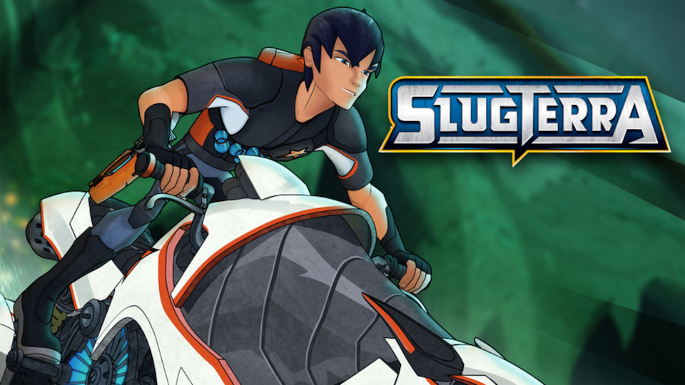 Image for the TV series Slugterra
