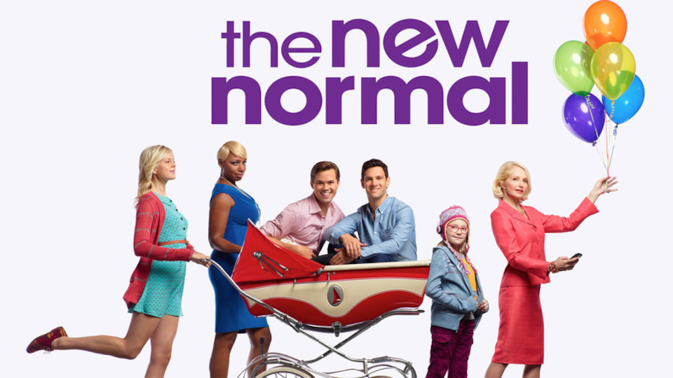 Image for the TV series The New Normal