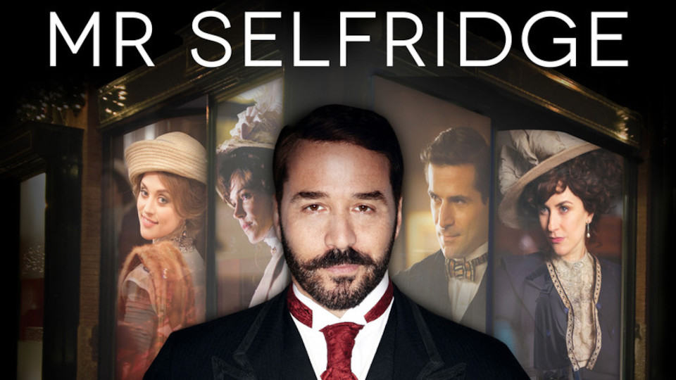 Image for the TV series Mr. Selfridge