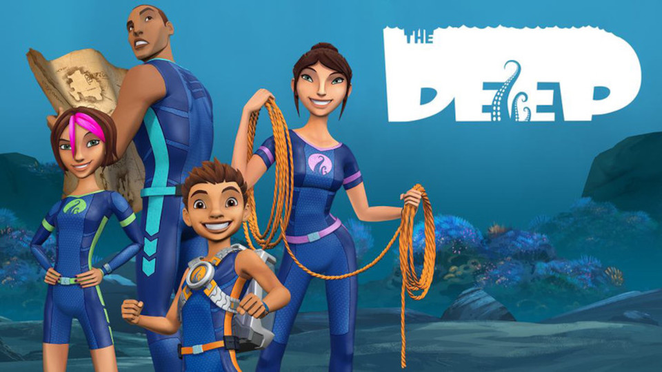 Image for the TV series The Deep