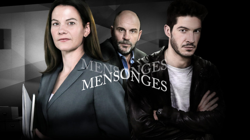 Image for the TV series Mensonges