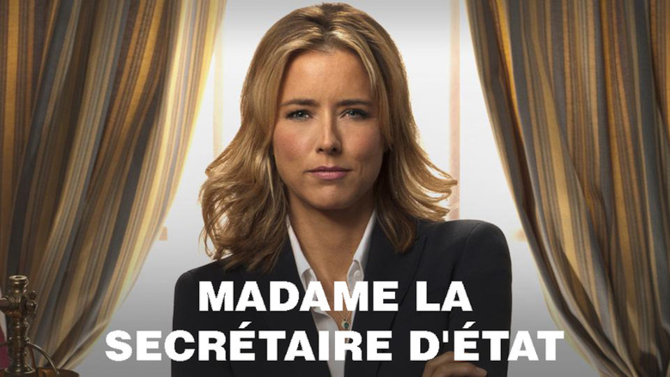 Image for the TV series Madame la Secrétaire d'État