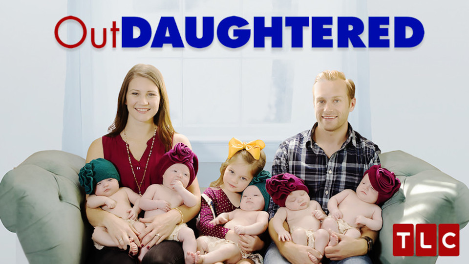 Image for the TV series OutDaughtered