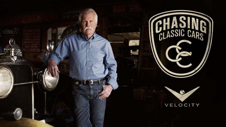 Image for the TV series Chasing Classic Cars