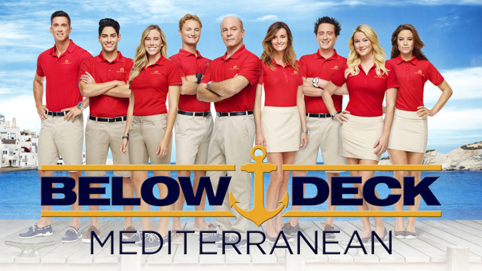 Image for the TV series Below Deck: Mediterranean