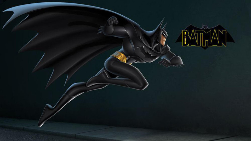 Image for the TV series Beware the Batman