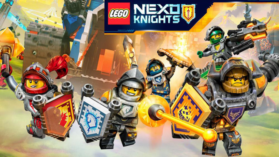 Image for the TV series LEGO Nexo Knights