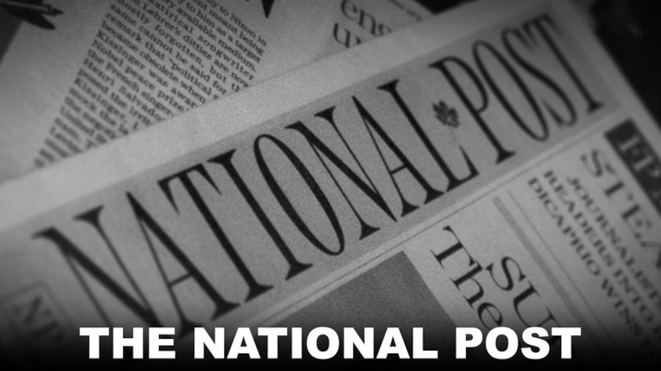 Image for the TV series The National Post Show